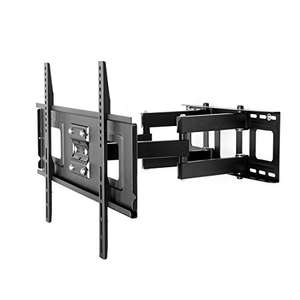 FLEXIMOUNTS A04 Full Motion Articulating TV Wall Mount Bracket for 32-65 Inch TV @Amazon +FS  Sold by Ergonomic and Fulfilled by Amazonfor £34.99