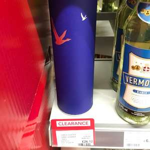 Grey goose vodka at co-op instore (Ripponden) - £26.12