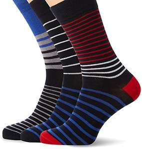 Ben sherman socks 3 Pack £5.60  (Prime) / £9.59 (non Prime) at Amazon