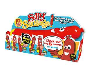 Silly sausage game, great price down to £12.35 (Prime) £16.34 (Non Prime) @ Amazon