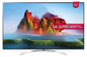 LG 65SJ950V 65 inch 4K Ultra HD HDR Smart LED TV Freeview Play £1499 Richer Sounds