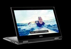 Dell Inspiron 13 5000 2 in 1 - 8th gen i5(8250) - 8GB RAM - 256Gb SSD - 13.3 FHD touch screen - windows 10 - £599 with code @ Dell