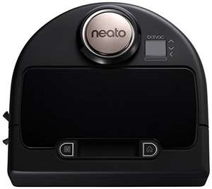 Neato Robotics Botvac Wi-Fi Enabled Robot Vacuum Cleaner, 0.7 L, 43 W - Black/Silver - £439.99 @ Amazon