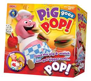 John Adams Pig Goes Pop Game was £24.99 now £11.62 (Prime) £16.37 (Non Prime) @ Amazon