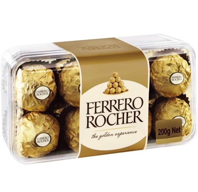 Ferrero Rocher 16 pieces 200g - £3 @ Morrisons