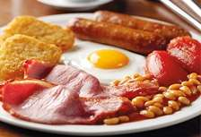 Unlimited Breakfast £4.29 @ Crown Carvery