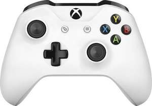 Xbox One S Wireless Bluetooth Controller (WITH 2 YEAR GUARANTEE!) £39 John Lewis (delivery £3.50 / free c&c)