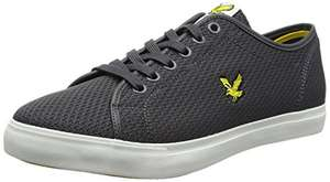 Lyle & Scott Men's Dunbar Trainers - Grey - £19.51 - Amazon -  £15.90 when buying a second pair (see thread) - Total spend £31.84