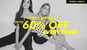 Up To 60% off Everything Today  @ Miss Selfridge