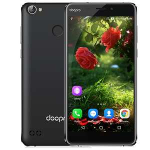 Doopro C1 Pro 4g mobile phone 2GB/16GB, £30.41 Gearbest EU warehouse