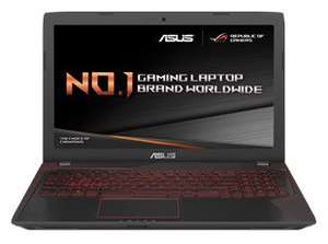 "ASUS FX553 15.6"" 8GB 1TB Core i5 Gaming Laptop - £749.99 @ CCLOnline"