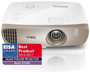 BenQ W2000 1080p Rec.709 Projector - 2017 model £637.64 - Amazon Warehouse used LIKE NEW