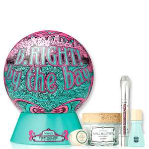 Benefit B.Right! By The Bay Gift Set (Worth £68.95) now £28.44 Del w/code + 3 for 2 On Benefit Cosmetics (exc gift sets) + Extra 20% Off w/code + Free Del @ Look Fantastic (Cyber Monday offers)