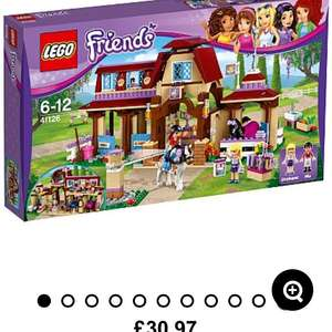 Lego Friends Heartlake Riding Club Now £30.97 at Asda Free click & collect
