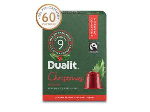 Multipack of Christmas Capsules for Nespresso machines £12  - Free delivery for orders over £32