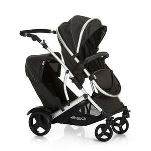 Hauck Duett Two Tandem Twin Pushchair £227 Amazon