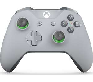 MICROSOFT Xbox Wireless Controller - Grey Green £39.99 Currys