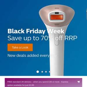 Philips upto 70% off Ends Today Further 20% off 11NEC20