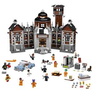 LEGO Batman Movie Arkham Asylum (70912) + £20 Gift Card - £89.98 delivered using code @ Toys R Us (C&C)