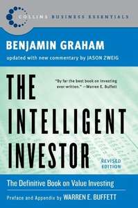 Kindle Daily Deal - The Intelligent Investor 99p Amazon