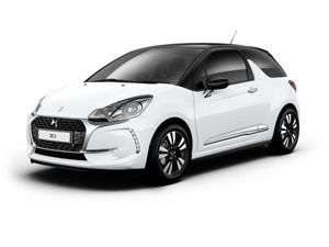 DS DS 3 Hatchback 1.2 PureTech 82 Connected Chic 3dr - £167.99 per month, 24 month (1+23), 10k miles