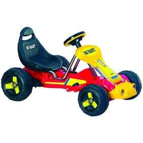 Edit 2/12 now £44.99 - 12V Ride-On Go Kart - Red now £44.99 + £5 voucher @ Maplin