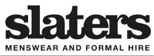 15% OFF EVERYTHING AT SLATERS