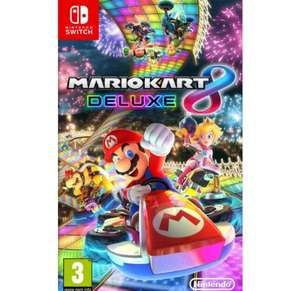 Mario Kart 8 Deluxe (Nintendo Switch) - TGC £41.75 delivered