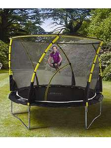Plum 8ft Whirlwind Trampoline and 3G Enclosure was £268.98 now £133.98 Del in Very's Cyber Monday Offers ( £180 at Tesco / £183 Argos / £207 ELC)
