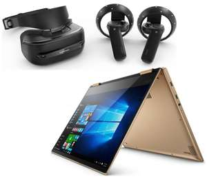 "Yoga 720 13.3"" 2 in 1 with MR headset - £999 @ Currys"