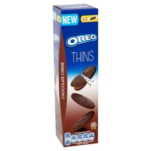 Oreo Chocolate Thins 49p @ Heron