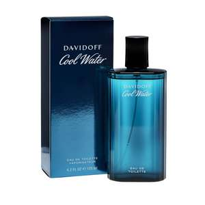 Davidoff Cool Water Eau de Toilette Spray 125ml @Wilko for £22 + 20% off at checkout