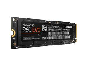 250GB Evo 960 NVMe Solid State Drive (£81.83) @ Amazon Warehouse