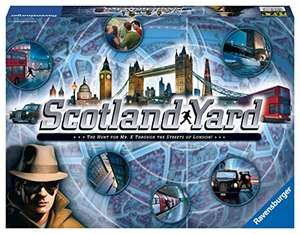 Ravensburger Scotland Yard, board game £12.34 @ Amazon (Prime / £17.09 non Prime)