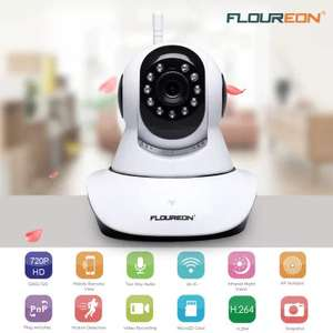IP Security Camera 720p £6.84 delivered from EU @ Gearbest