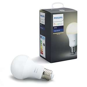 Philips Hue bulbs 3 for 2 - £24.99 - cheaper than John Lewis @ Amazon