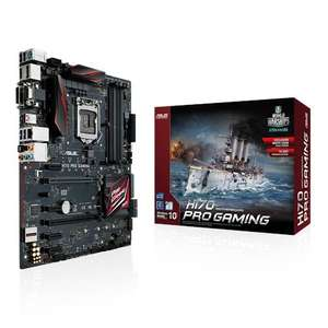 ASUS H170 PRO GAMING ATX Skylake Motherboard -Used - Like New - £49.81 delivered @ Amazon Warehouse Deals (discount applied at checkout)