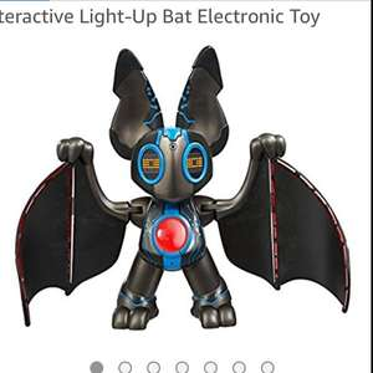 Nocto interactive bat now £16.49 @ Amazon Prime (£20.48 non Prime)