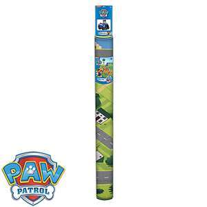 Paw Patrol Mega Play Mat @ Home Bargains - £14.99