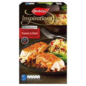 Birds Eye Inspirations Meals were £3.50 or £2.25 for one Packet or buy any 3 for £5.00 (£1.67 each pack of 2) @ Tesco