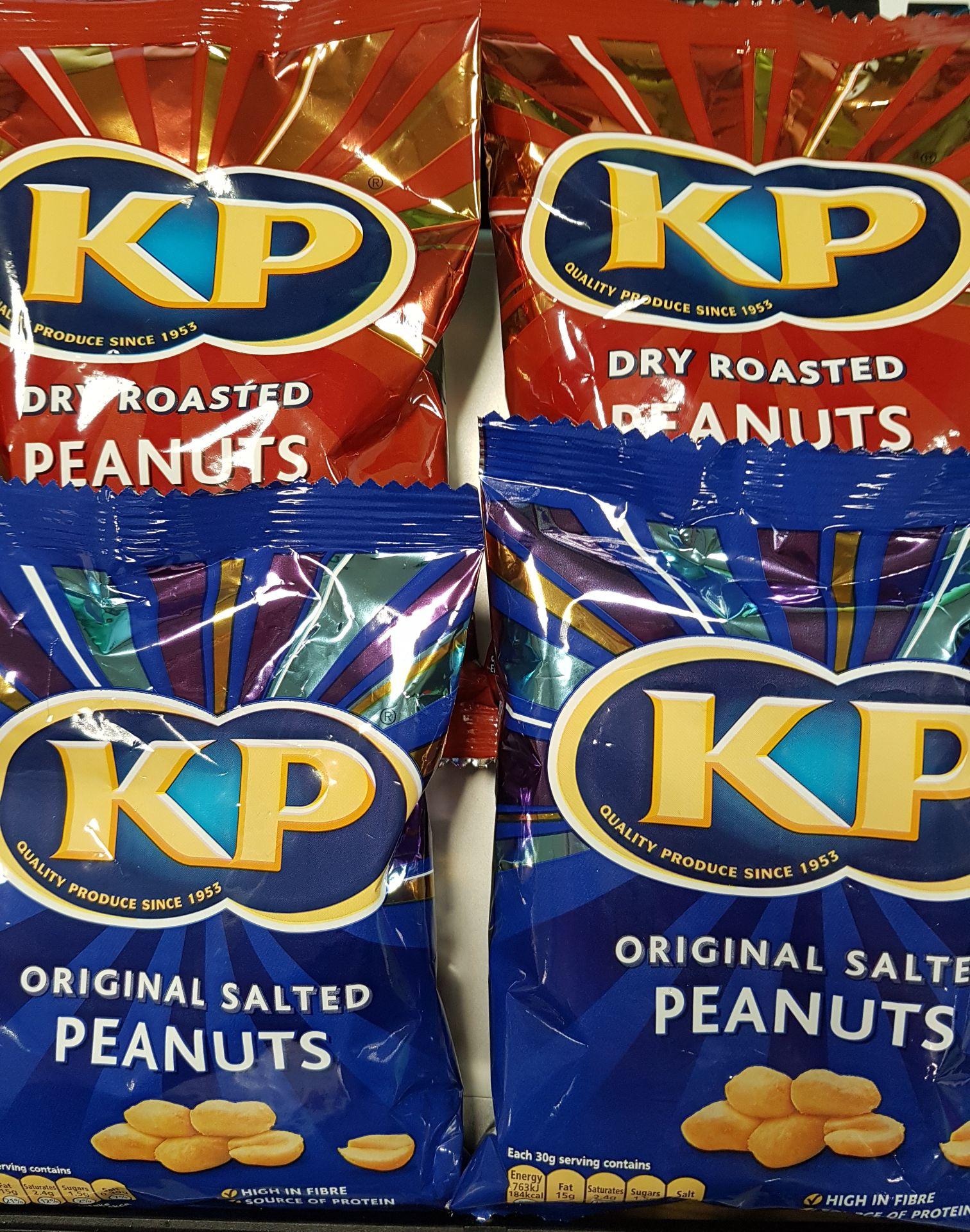 2 x 170g KP Salted or 170g Dry Roast Peanuts £1.50 @ Heron