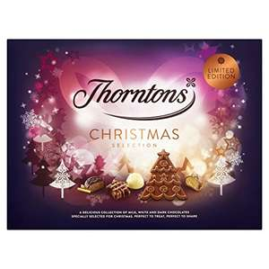 Thorntons chocolates 3 pack £15 (Prime) @ Amazon (currently £24 at Thorntons)
