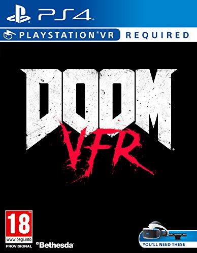 DOOM VFR - PSVR - £12.00 (Prime), £14.00 (non-prime) @ Amazon