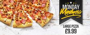 £9.99 large pizza Cyber Monday deal @Pizza Hut