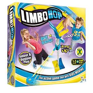 Get Go limbo hop swing pole game £14.96  @ Amazon