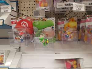 Mario + Rabbids figurines Toys r us in store £9.96