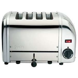 Dualit 4-Slot Vario Toaster 40352 - Silver  £138.87 @ Amazon