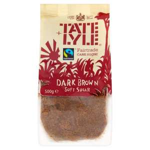 TATE AND LYLE SUGAR (500g) From Only 50p @ Poundstretcher