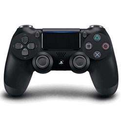 New PlayStation DUALSHOCK 4 Controller - Black	GAMEware Play & Charge Cable for PS4 £34.99 @ Game
