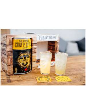 Victor's drinks Pub at home Cider £15.19 with code @ IWOOT